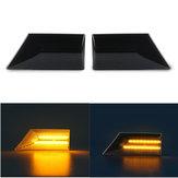 LED indicador repetidor luzes indicadoras de mudança de direção para Opel Vauxhall Vectra C Signum