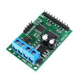 3 stks 6-24 V 8CH Kanaal RS485 Module Modbus RTU Protocol AT Command multifunctionele Relais PLC Besturingskaart