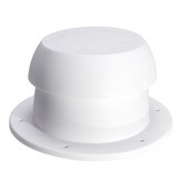 RV Camper Trailer Roof Ventilation Plumbing Vent Cap Cap RV Ventilation Cap 1-1 / 4 '' & 1-1 / 2 '' Removable Button Cap