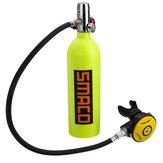 SMACO 1L الغوص أكسجين اسطوانة S400 الغوص الهواء خزان الغوص التنفس صمام تخفيف صمام كيت