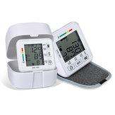 Wrist-Type Automatic Electronic Sphygmomanometer