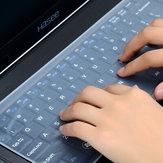 Protetor de teclado de laptop à prova d'água 14 / 15.6 polegada Capa de teclado de laptop Notebook Laptop Dustproof Silicone