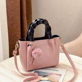Женская модная сумочка Crossbody Сумка Flamingo Кулон Toe
