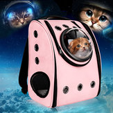 Astronaut Capsule Breathable Pet Puppy Cat Travel Bag Space Carrier Bag