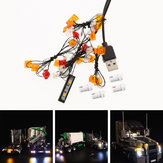 DIY LED Light String Satz Für Lego 42078 Technic Series das Mack Truck Set Satz