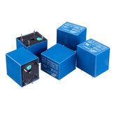 5Pcs SRU-05V 12V 24VDC-SL-C 5V 12V 24V DC 10A Módulo de relé de 5 pinos