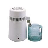 Машина соединения бутылки дистиллятора воды нержавеющей стали 110V 4L дистиллированная