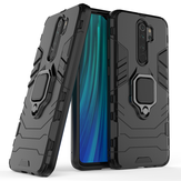 Bakeey Armor Magnetic Card Holder Shockproof Protective Case For Xiaomi Redmi Note 8 PRO Non-original