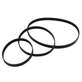 TWO TREES® 160/200/280/400/610mm Length 6mm Width GT2 Closed Loop Timing Belt for 3D Printer