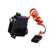 CYS-S6108 Servo digital Micro Coreless de 1,8 kg 10g Engrenagem de metal de 90 ° para DLG / F3K PowerGlider_