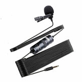 BOYA BY-M1 Microphone cravate cravate cravate audio / vidéo 3,5 mm