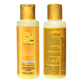 PURC 12% Bananengeschmack Keratin Behandlung Haarglättung Conditioner Repair Damage 100ml