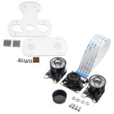 OV5647 Fisheye Wide-angle Night Vision Camera 500W Pixel 1080P Module Support For Raspberry PI 4B/3B+