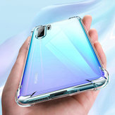 Bakeey Airbag Corner Shockproof Transparent Soft TPU Protective Case for Huawei P30 Pro