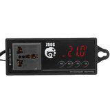 1000W 220V digitale thermostaat temperatuurregelaar voor reptielenaquarium