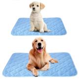 Pet Refroidissement Tapis Lit pour Chien Chat Summer Heat Relief Seat Cushion