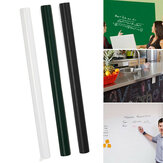 60 x 200CM PVC Removable Blackboard Stick Whiteboard Wall Sticker Vinyl Decal Free Pen