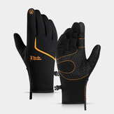 M/L/XL/2XL Winter Warm Gloves Waterproof Reflective Thermal Glove All Finger Cycling Gloves