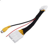 24Pin Rear View Camera Adapter Connection Cable for Renault Dacia Opel Vauxhall