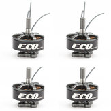 4 PCS Emax ECO Seri 2207 2400KV 3-4 S Motor Brushless untuk RC Drone FPV Racing