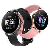 Bakeey Y9 Heart Rate Blood Pressure O2 Monitor Real-time Weather Push IP68 Waterproof Smart Watch