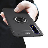 Bakeey Xiaomi Mi 9 Lite / Xiaomi Mi CC9 360º Rotating Magnetic Ring Holder Soft TPU Shockproof Protective Case
