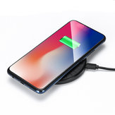 Bakeey 10W Wireless QI Fast Charger Charging Dock Stand Holder Universal Samsung Galaxy Note 9 S8 S9 S10 Plus For iPhone X XS MAX 8 Plus