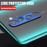 Bakeey Anti-scratch Metal Circle Ring Phone Cámara Lente Protector para Xiaomi Redmi Note 8 Pro