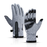 Winter Warm Winddicht Waterdicht Handschoenen Touchscreen Sport
