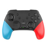 bluetooth Wireless Gamepad Gyroscope Vibration Game Controller for Nintendo Switch for Windows Android Continuous Shooting