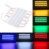25ft 50Pcs 3 LED Módulo Strip Light Store Window Sign Decoración Lámpara con Control remoto y alimentación