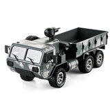 Eachine EAT01 1/16 2.4G 6WD RC Car Proportional Control US Army Military Off Road Rock Crawler Truck RTR Vehicle Model With 720p Camera