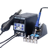 YIHUA 899D II 2 in 1 Rework Station 720W Soldering Station SMD Hot Air 60W Soldering Iron BGA Welding Tool Upgrade
