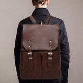 Männer große Kapazität Multifunktions Laptop Flap Rucksack