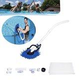 Venkovní SPA Bazén Automatická čisticí sada Údržba Vakuové čištění Kartáč Nástroje Sada Čistička vody