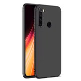 Bakeey Ultra-thin Soft TPU Matte Anti-Fingerprint Protective Case For Xiaomi Redmi Note 8 Non-original