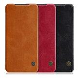 NILLKIN Flip PU Leather Smart Sleep Credit Card Slot Protective Case For Xiaomi Mi A3 / Xiaomi Mi CC 9E