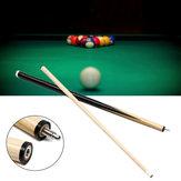 365g 57 '' 2 pezzi 1/2 Eco Pool Joint Cue bastone per giochi sportivi da biliardo
