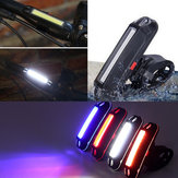 100LM High Brightness LED Bike Tail Light Bicycle MTB Night Warning Lamp