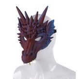3D Tier Drachen Horror Maske Requisiten Halloween Karneval Halloween Party Cosplay