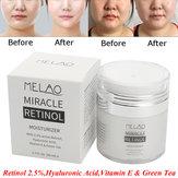 Idratante viso Melao 2,5% retinolo vitamina E