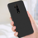 For OnePlus 7T Pro Case NILLKIN Double-Layer Carbon Fiber Ultra-thin Anti-Scratch Non-Slip Protective Case