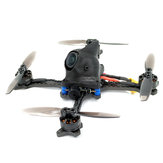 AlfaRC Eyas100 100mm Ture X Type Freestyle Frame Kit Support 1103 1104 1206 Motor For Toothpick FPV Rcing RC Drone