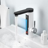 3300 W Água Quente Elétrica Aquecedor Torneira LED Exibição de temperatura ambiente leve Torneira de aquecimento instantâneo