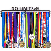 Urban Active Sportmedaillehouder Geen limiet Medaille Display voor 60 medailles Display Box