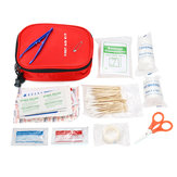 100st EHBO-kit SOS Emergency Survival Kit Outdoor Camping overleven tas