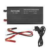 XUYUN 5000W Max DC 12V a AC 220V UPS Inversor de energia de onda senoidal pura para lancha