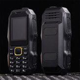 W2025 Rugged Feature Phone Dual SIM 32MB+32MB bluetooth Torch Big Speaker Long Stand-by 2.0 inch