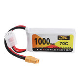ZOP Power 11.1V 1000mAh 70C 3S Lipo Batterie XT60 Plug for JJRC M02 RC Airplane