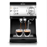 Donlim DL-KF6001 Полуавтоматическая кофемашина паровая молочная пена быстрого приготовления для дома